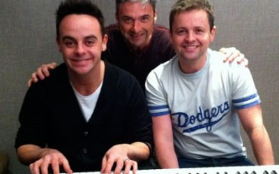 New project with Ant & Dec