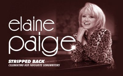 Elaine Page Stripped Back Tour 2016