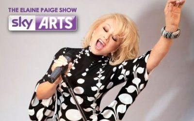 The Elaine Paige Show is Live!