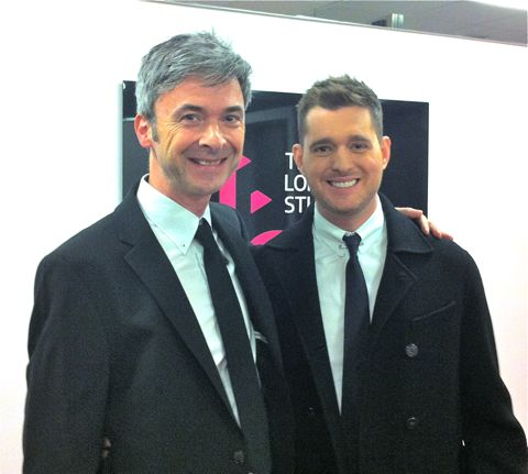 ANT & DEC WITH MICHAEL BUBLE
